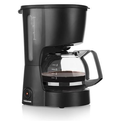 Compacte MacHine à Café 600 W durée Filtre Anti-Goutte à Goutte Système Tristar