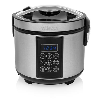 Tristar RK-6132 Digital Rice and Multicooker